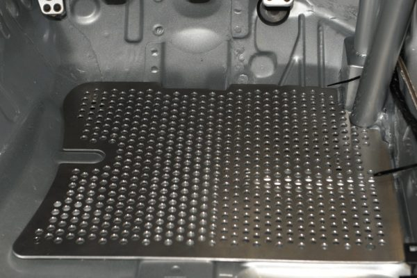 Drivers Foot Plate
